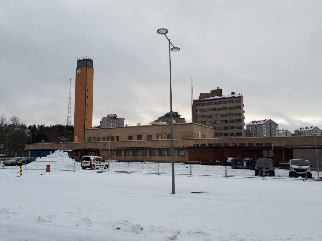 Lahden Vanha Linja-Autoasema